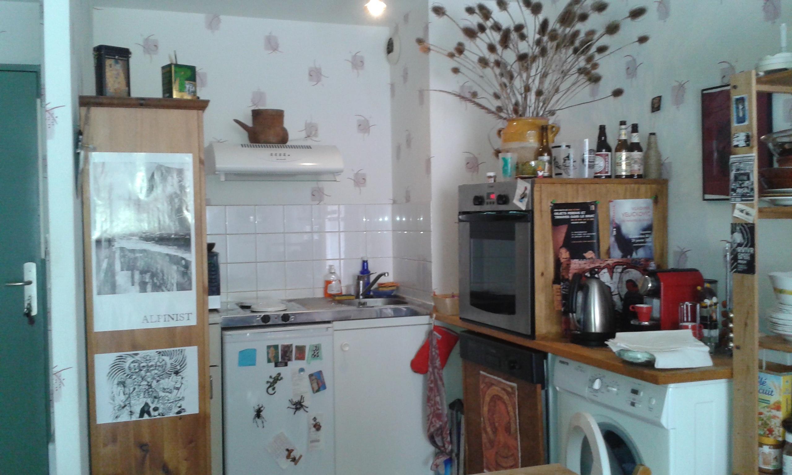 Appartement à louer à Toulouse (31500), 37m² 550€ C.C.   Blue